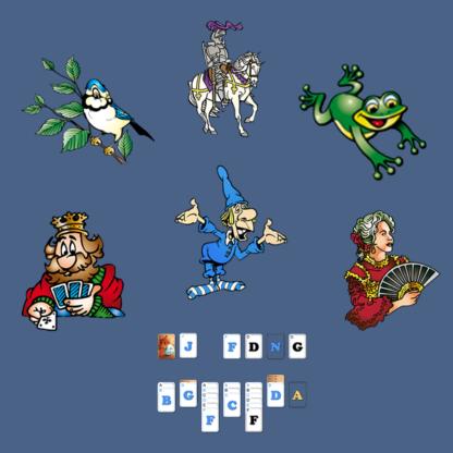 Alfakungen - 7 olika webbspel