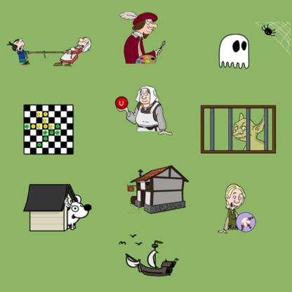 Tivoli - 10 olika webbspel