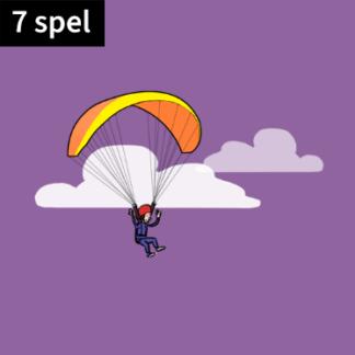 Äventyret - 7 olika webbspel